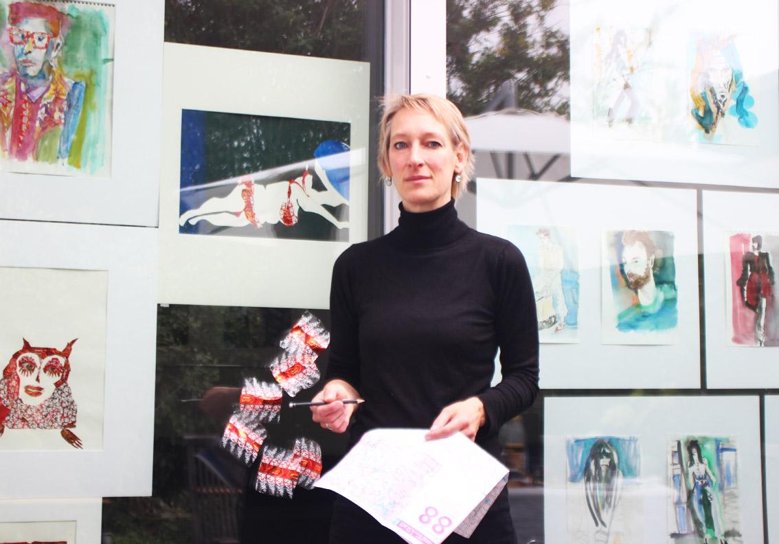 Meditation Und Zeichnen Mit Nadja Zinnecker - 28. Februar 2015 - Julianne Yoga CentrumJulianne ...